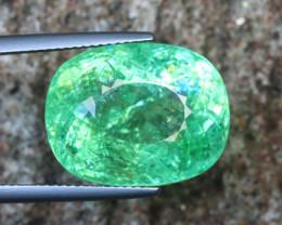 22.43 Paraiba Mint Green GIA CERTIFIED Natural Copper Bearing Paraiba
