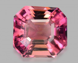 3.52 Ct Tourmaline Master Cut With Top Luster TM3