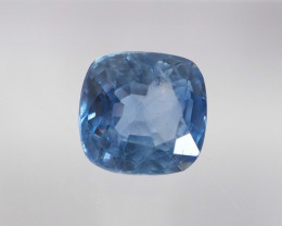 0.99ct natural unheated blue sapphire