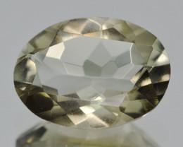 Natural Prasiolite 4.53  Cts Good Quality Gemstone