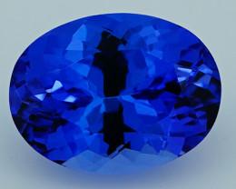 3.30 CT Royal Blue Top Quality Natural Tanzanite T2-39