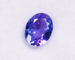 1.17cts Natural Tanzanite Gemstone / ZSKL1524