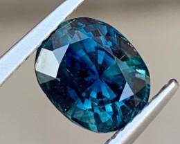 CIGTL~Spectacular 2.8 Carats Natural Sapphire