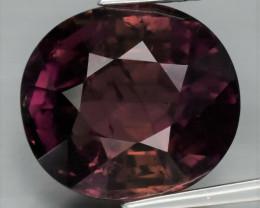 5.83 ct Natural Earth Mined  Unheated Pinkish Purple Tourmaline, Mozambique