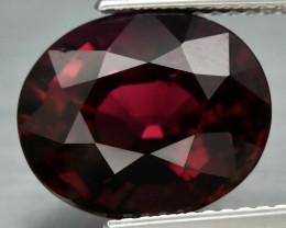 6.27 ct  Natural Earth Mined  Unheated Pinkish Purple Tourmaline, Mozambiqu