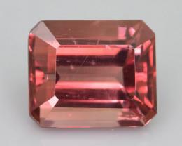 Rare Red Apatite 3.90  ct Amazing Luster SKU.21