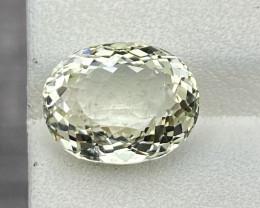 Natural Aquamarine 4.20 cts Sparkling Gemstone