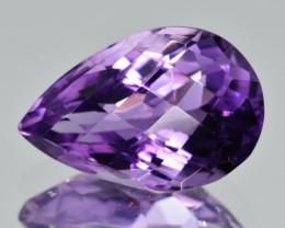 Natural Amethyst 7.57 Cts, Good Quality Gemstone