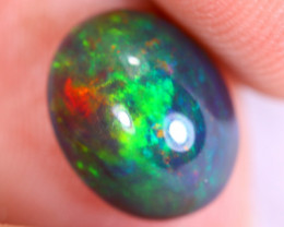 1.61cts Natural Ethiopian Welo Smoked Opal / MA2389