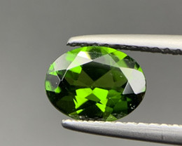 1.05 Ct Unheated Excellent Chrome Diopside Gemstone. Cd-2302