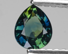 Burma Sapphire 0.55 Cts Natural Teal Color Gemstone