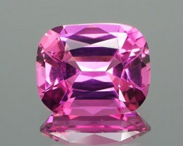 *Starts $15NR* Perfect Custom Cut Hot Pink Tourmaline 1.51Ct.