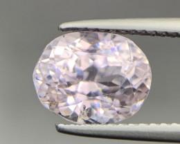 3.60 Cts Excellent Pink Kunzite Gemstone. Knz-42