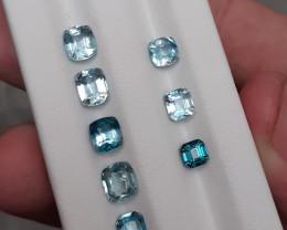 5.75 Carats Natural Tourmaline Nice Cut Gemstone
