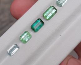 5 Carats Natural Tourmaline Nice Cut Gemstone