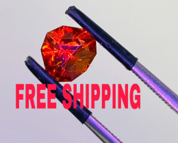 1.76 ct SPHALERITE- RARE- BEST GEMSTONE FOR JEWELRY BECAUSE OWNS ALL THE CO