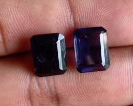 7 Cts Natural Iolite Untreated Gemstone VA1615