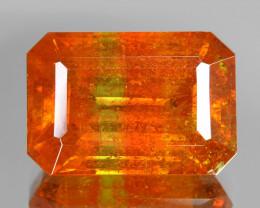 Sphalerite 8.28 Cts AAA Orange Red Sphalerite Loose Gemstone