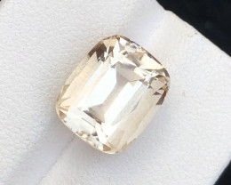 Beautiful piece 6.95 Ct Yellow Scapolite  gemstone