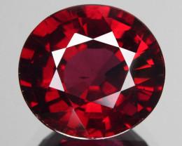 Rhodolite Garnet 5.40 Cts Unheated Natural Cherry Pinkish Red Gemstone