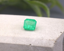 Colombian 1.97Ct Natural Colombian Green Emerald SE118