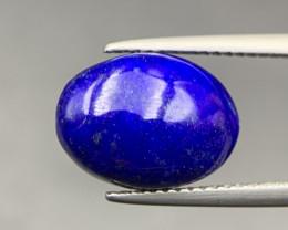5.55 Cts Top Quality Mine 4 Afghani Lapis Lazuli Cabochon. Lp-231