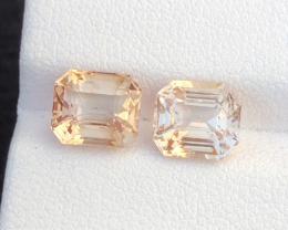 4.90 carats, Natural Topaz