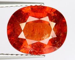 4.34 Cts AAA Spessartite Open Color and Untreated SG5