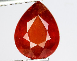 3.40 Cts AAA Spessartite Open Color and Untreated SG13