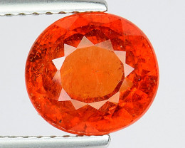 3.77 Cts AAA Spessartite Open Color and Untreated SG16