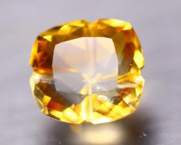 6.26ct Natural Yellow Citrine Fancy Cut Lot B4609