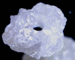 0.67 CTS ROUGH DIAMOND BEAD DRILLED SD-406