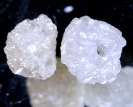 1.35 CTS ROUGH DIAMOND BEAD DRILLED SD-421