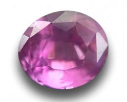 Natural purplebSapphire |Loose Gemstone|New| Sri Lanka