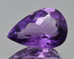 Natural Amethyst 8.19 Cts, Good Quality Gemstone