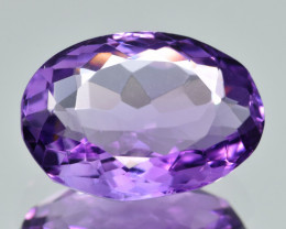 Natural Amethyst 7.36  Cts, Good Quality Gemstone