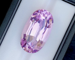 37.40 Carat Natural Top Class Pink Kunzite Gemstone