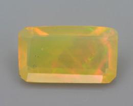 Rainbow Fire 1.10 ct Ethiopian Opal