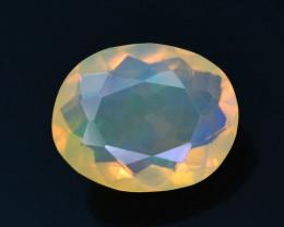 Rainbow Fire 1.60 ct Ethiopian Opal