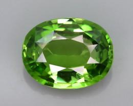 AAA Grade 2.45 ct Forest Green Tsavorite Garnet-K