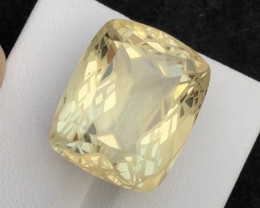 Top Grade 25.00 ct lovely Citrine Ring Size~T