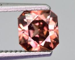 Rare Orange Zircon 1.95 ct Imperial Specie Cambodian Mined SKU.20