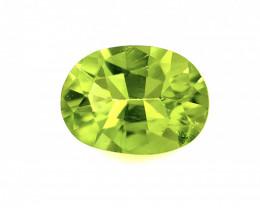 1.71 CT Peridot Gemstones
