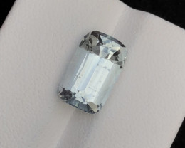 Top Grade 4.50 ct lovely Aquamarine Ring Size~RS