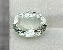 Natural Aquamarine 4.50 cts Sparkling Gemstone