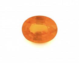 1.65 CT yellow Sapphire Gemstones