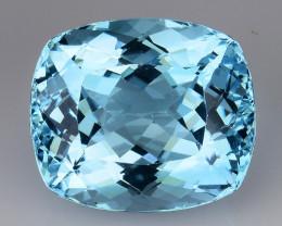 22.31 Cts Fancy Topaz Excellent Luster & Color Gemstone TP1
