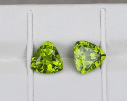 4.30 Carats Natural Peridot Nice Cut Gemstone