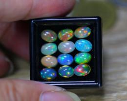 6.70ct Natural Ethiopian Welo Solid Opal Lot V8297