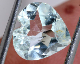 1.85 CTS AQUAMARINE NATURAL FACETED RNG-238 RANIGEMS